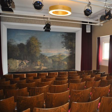 Theatersaal im Theater am Tötenhengst