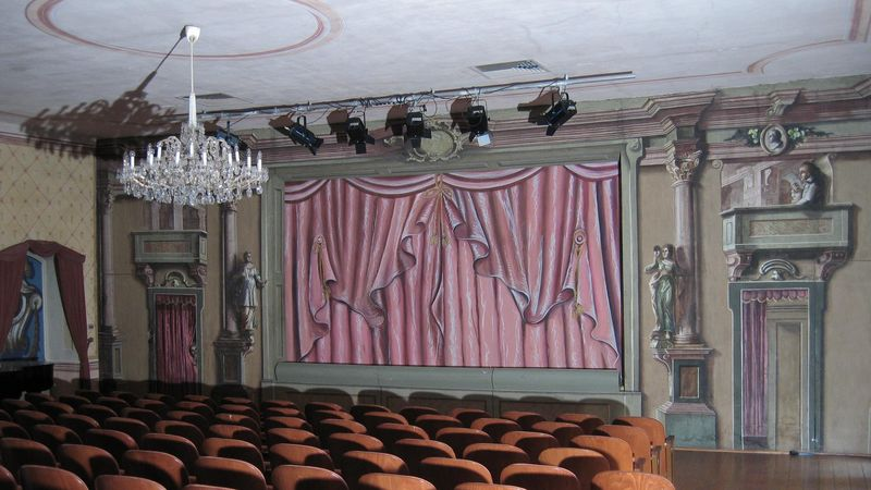 Barockes Theater